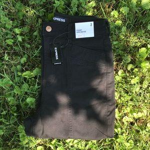 Express Black Jeans 2